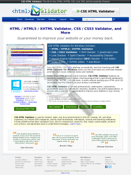 Cse Full Version Pro Validator Html preview. Click for more details