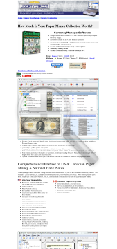 Delivery Electronic Currencymanage preview. Click for more details