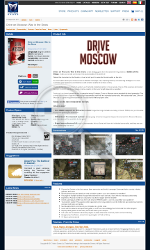 Drive On Moscow Download preview. Click for more details