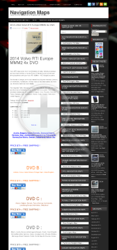 Dvd Rti Mmm2 4x Full 20132014 Volvo Version All Europe preview. Click for more details