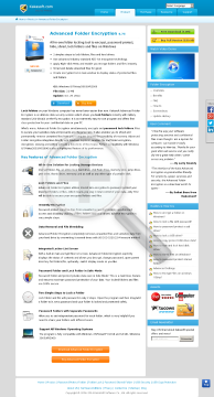 Encryption License Site Pcs Advanced Unlimited Folder preview. Click for more details