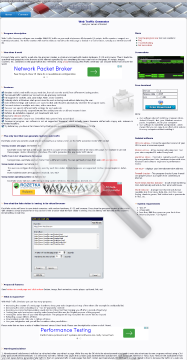 Home Traffic Web License Support & Generator preview. Click for more details
