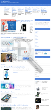 Imei Ultrasnow *** Eu Unlock preview. Click for more details