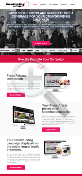 Press Crowdfunding Pr Ultimate Coverage preview. Click for more details