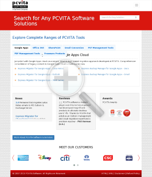 Pst License Pcvita Commercial Xtractor preview. Click for more details