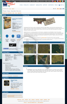 Sealion Panzer Free Pc Operation With Physical Corps Download preview. Click for more details