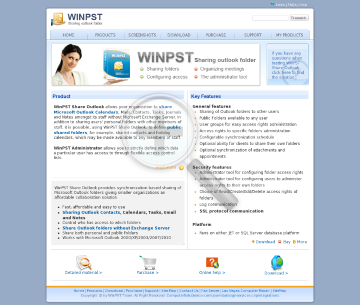 Winpst Agreement Share Extend Maintenance Outlook preview. Click for more details