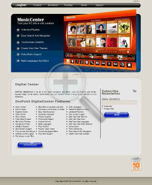 Version Digitalcenter Full Zenpoint preview. Click for more details